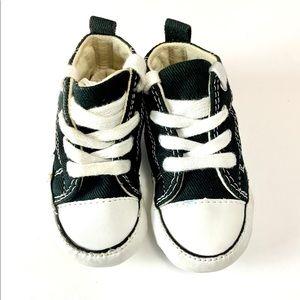 Baby Converse Sneaker Booties